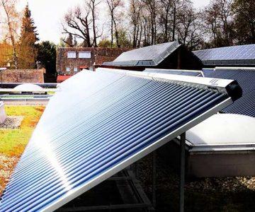 wie funktioniert Solarthermie?