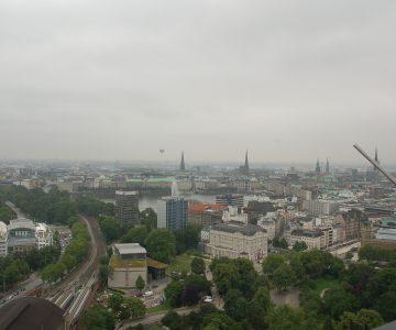 Hamburg in Grau - macht eine Solaranlage hier Sinn?