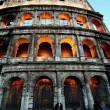 Italien solare Fernwärme Kolosseum