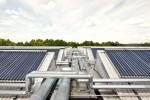 Solare Kühlen mit Vakuumröhrenkollektoren