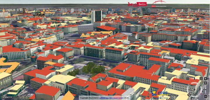 Solaratlas Berlin