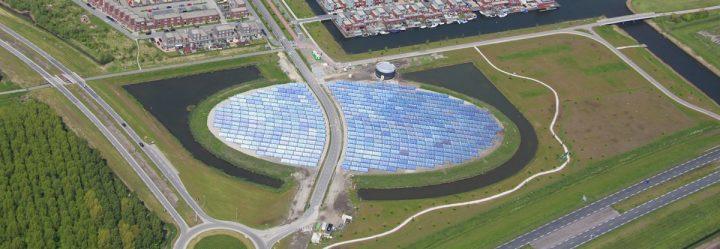 Die größten thermischen Solaranlagen der Niederlande