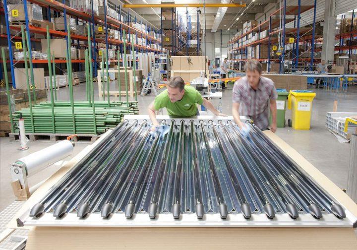 Erneuerbare Energien Jobs