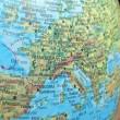 Estif Wärmekosten Europa Karte