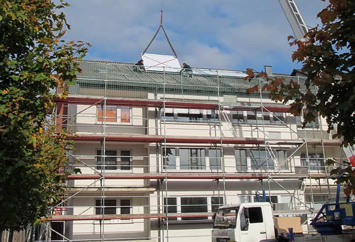 Wolfgang Günther: Solarthermie und Biomasse lösen unsere Energieprobleme