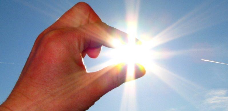 Solarstrom und Solarwärme – solares Kraftwerk und solares Heizwerk