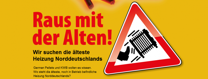 Älteste Heizung Deutschlands