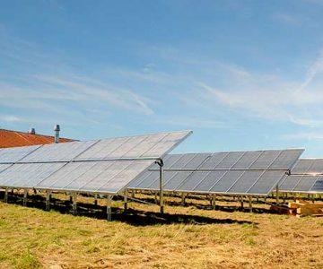 Solares Wärme-Contracting