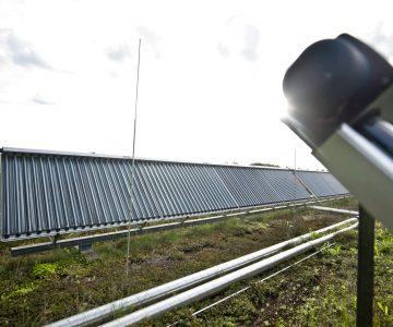 Einfluss des Einfallswinkels auf Solarkollektoren