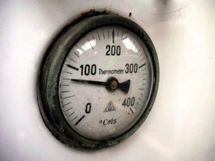Solarkollektor mit hohen Temperaturen