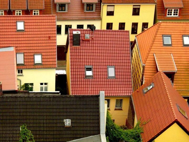 Solaranlagen auf deutschen Dächern