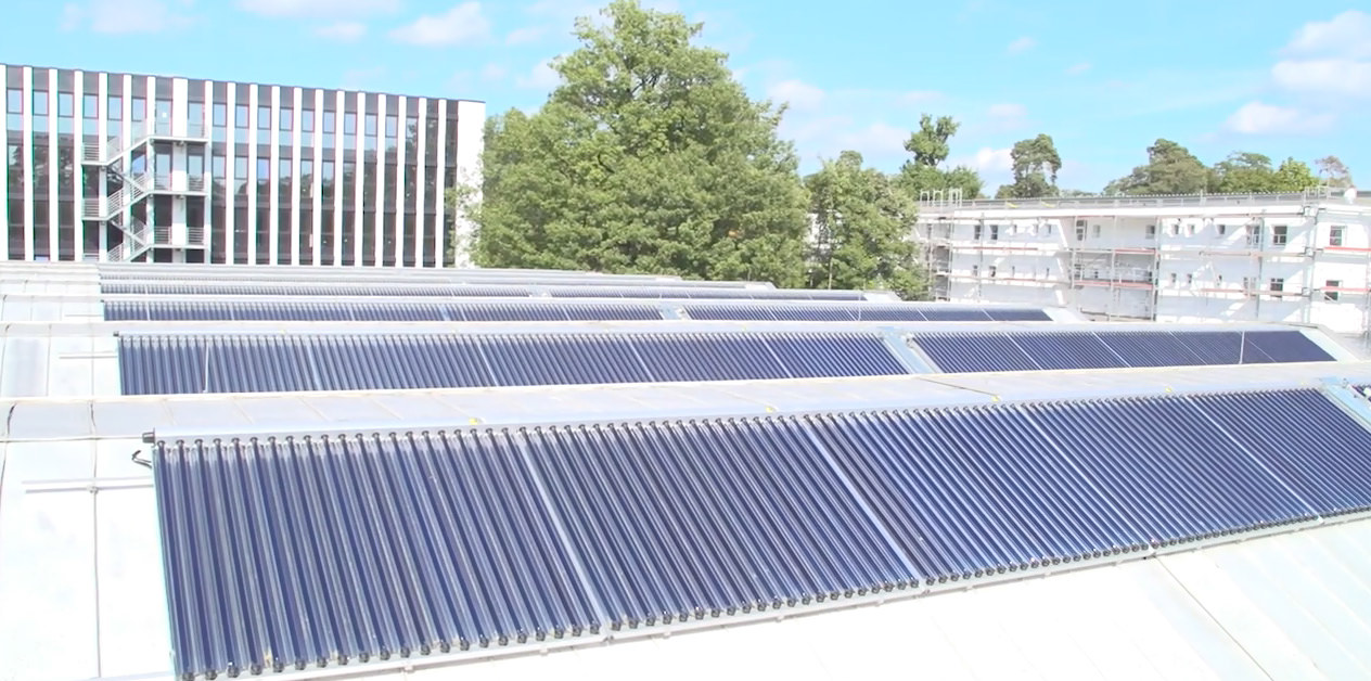 Ritter Solar XL macht Dampf