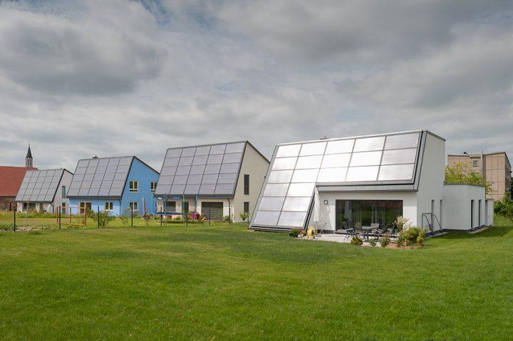 hohe solare Deckungsgrade im Altbau