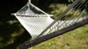 Hängematte-BHKW-Sommerpause