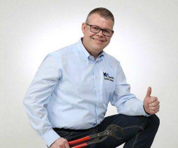 Handwerker Dirk Herrlein