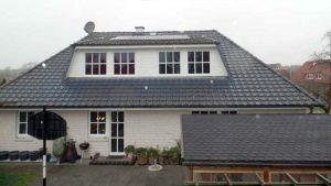 Einfamilienhaus mit Solar und Pellets in Westergellersen