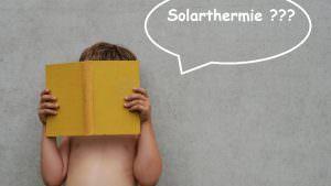 Solarthermie für Schüler