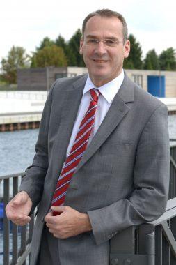Senftenbergs Bürgermeister Andreas Fredrich (SPD). Foto: Steffen Rasch