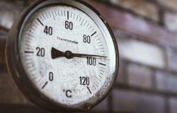 Kolektortemperatur und Temperaturdifferenz Definition