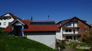 Solarthermie-Projekt des Monats Mai 2016