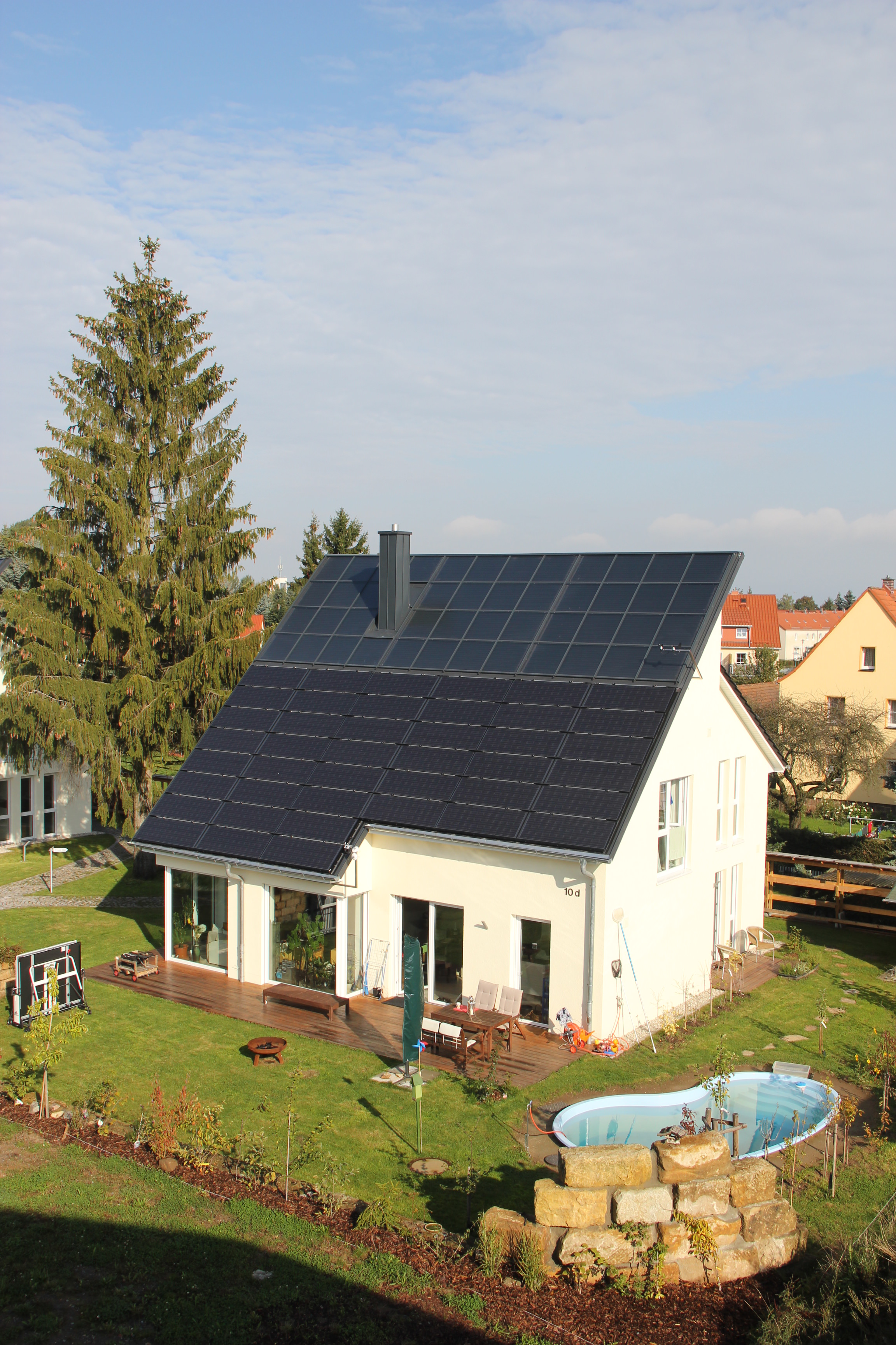 Elektrische Standard Einfamilienhaus - sohoart.co - Idee e immagini ...