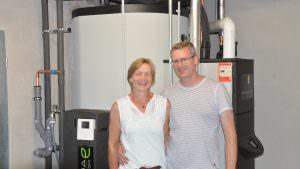 Projekt 2 des Monats - Energetische Komplettsanierung plus Solarthermie