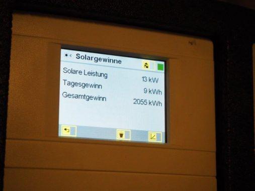 Solarstation STAqua II Solarertrag Rave