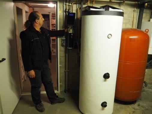 bhkw-rücknau-solarthermie-installation