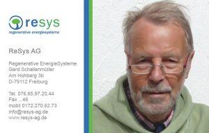 SonnenEnergieHaus : Gerd Schallenmüller