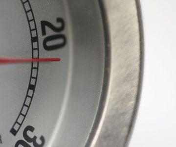 Raumtemperatur richtiges Heizen