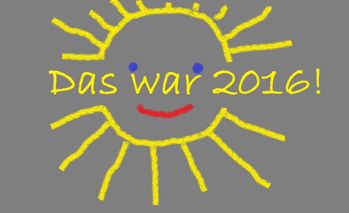 Solarthermie Jahresrückblick 2016