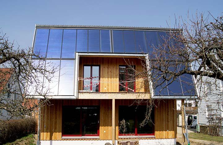 Bio Aktiv Solarhaus von Stefan Schön