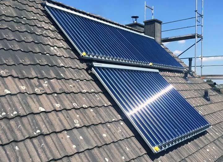 Handwerker des Monats Solarthermie