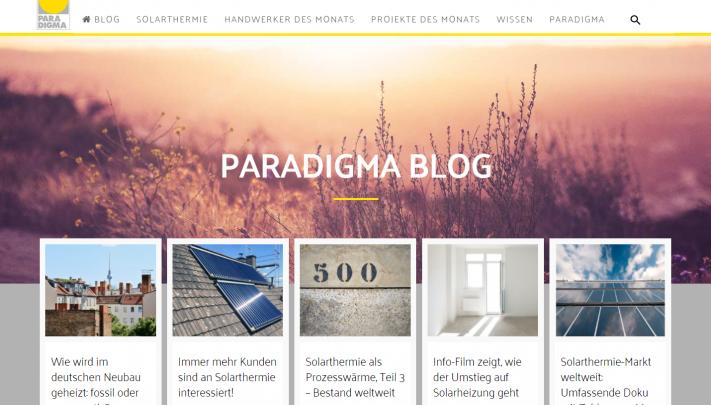 Startseite Blog Paradigma