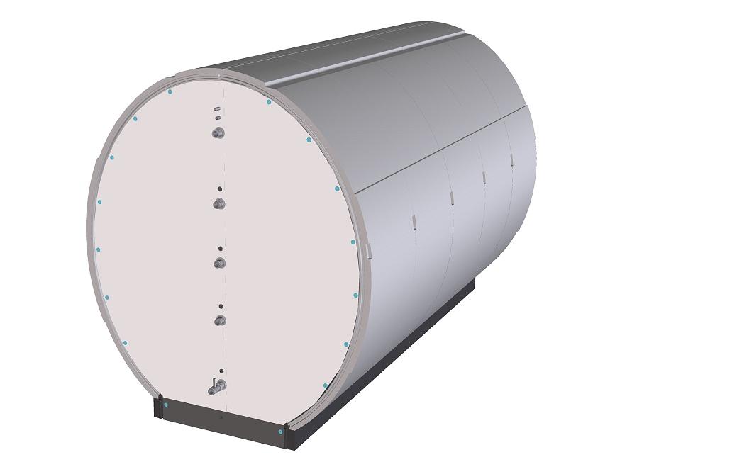 FLEXCA: Wärmespeicher mit modularem Aufbau