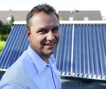 Solarthermie-Praxistest