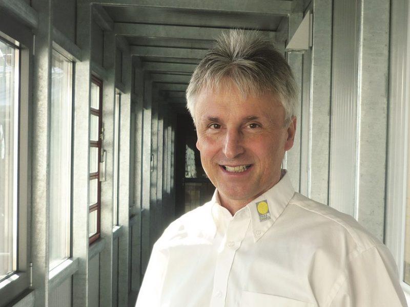 Solarthermie-Experte Wilfried Griesshaber Paradigma im Interview