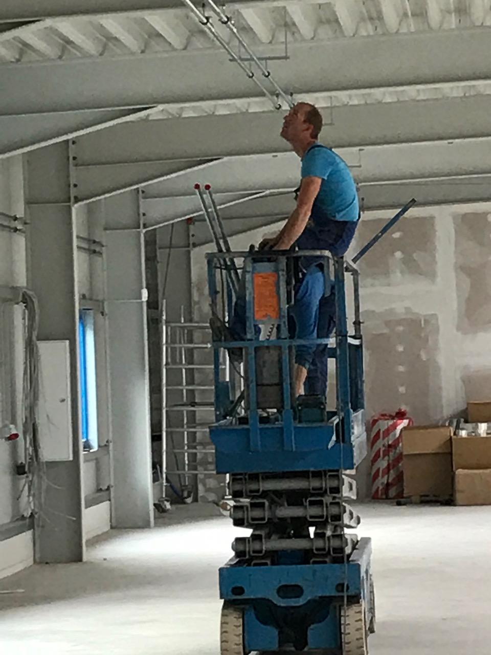 Pelletheizung für Rhedach GmbH