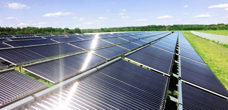 Nutzen solarer Wärmenetze einfach erklärt