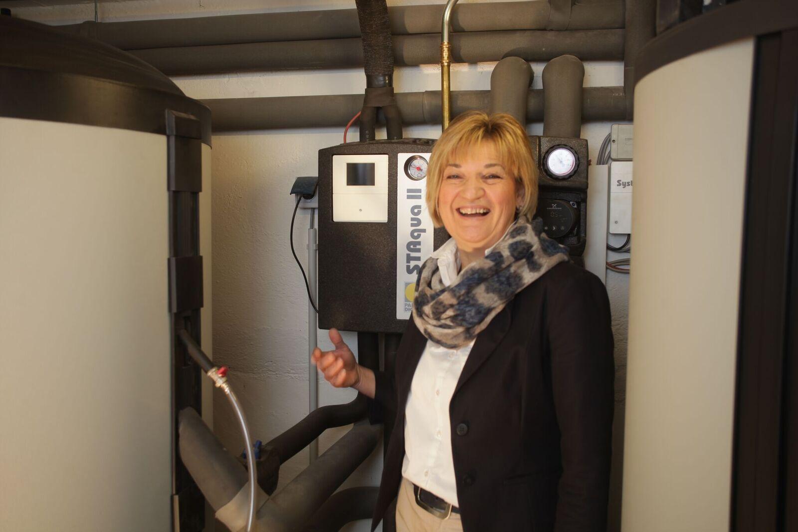 Projekt des Monats 2 November 2017 Hofer Haustechnik GmbH Mehrfamilienhaus