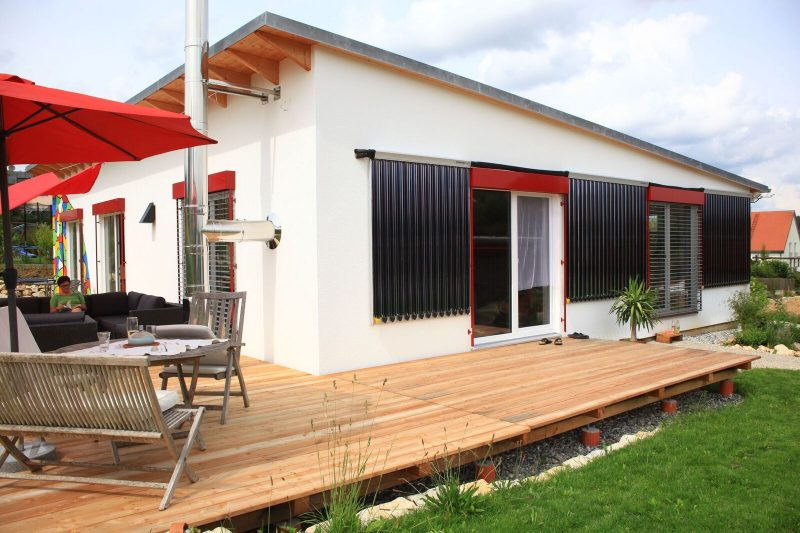 Projekt des Monats November 2017 Hofer Haustechnik Haus Wildenberg
