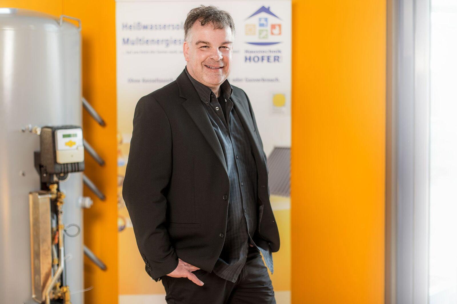Herbert Hofer, Hofer Haustechnik GmbH