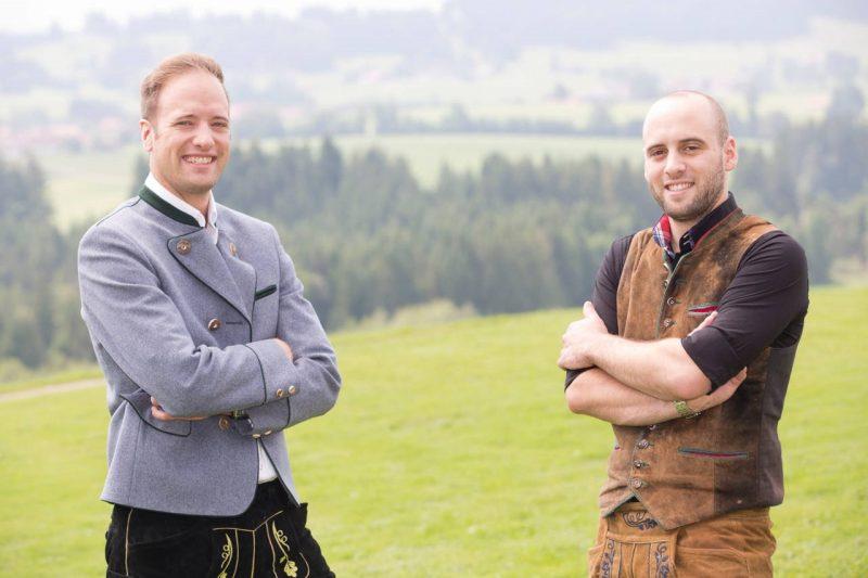 Florian Wanner Betreber des Land- und Wellnesshotels Panorama im Allgäu Solarthermie-Projekt des Monats