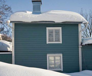 Solarthermie im Winter liefert einen nennenswerten Beitrag zur Heizung