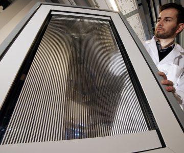 Intelligente Fenster machen Schatten und Solarthermie