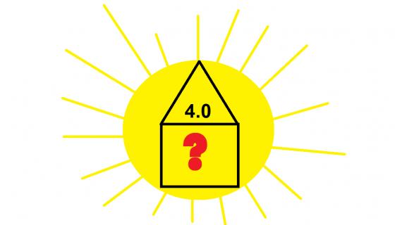 Einfach erklärt: Was ist ein Sonnenhaus 4.0?