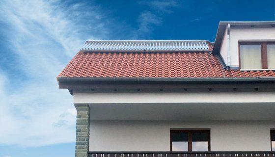 Projekt des Monats März 2018 Kassel Mehrfamilienhaus mit Solarthermie Paradigma