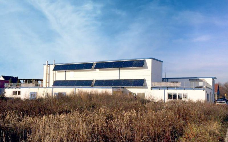 1. Projekt des Monats April 2018 Ulltech AG Runte Teppicheinigung