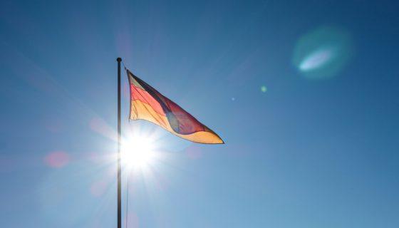 Solarthermie Deutschland 2017_Flagge