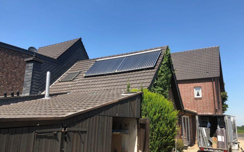 EFH Pellets plus Solarthermie Projekt des Monats 2 HdM Neuen